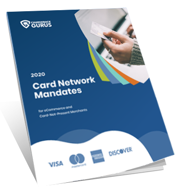 2020 Chargeback Mandates