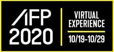 AFP 2020 Event Logo