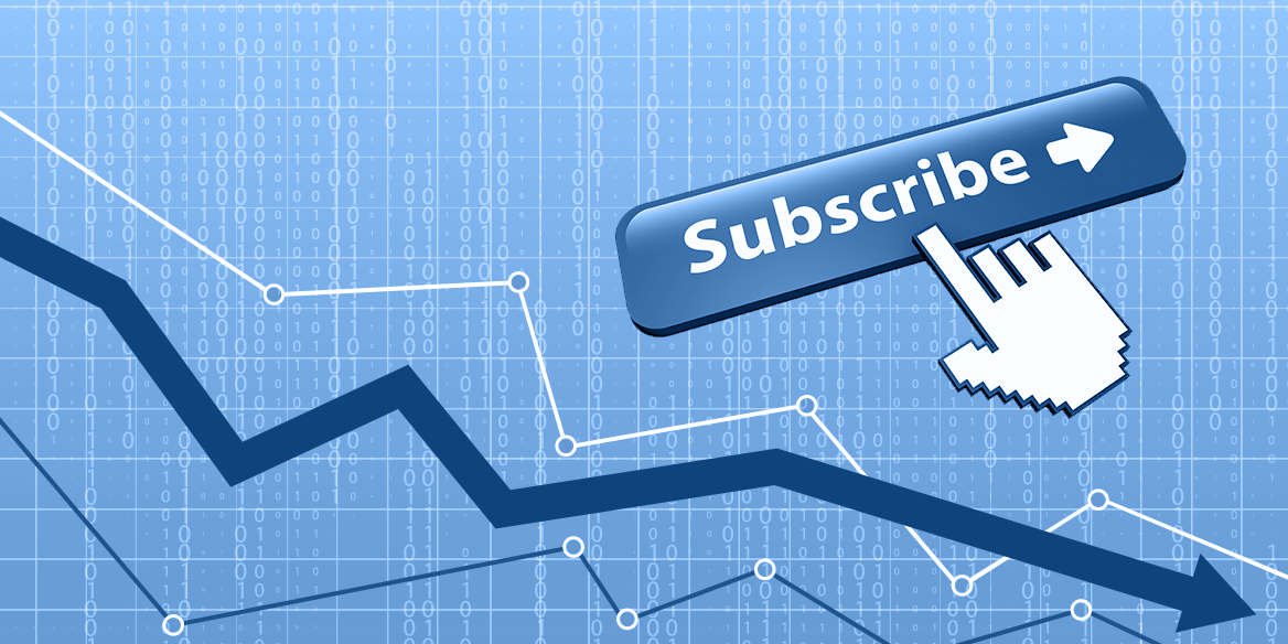 Blog Image - Lowering Decline Rates for Subscription Based Software