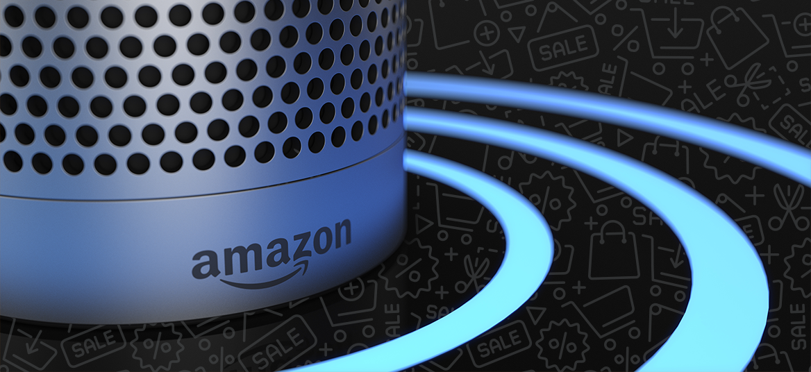 Blog Image - Voice Assisted Retail Alexa