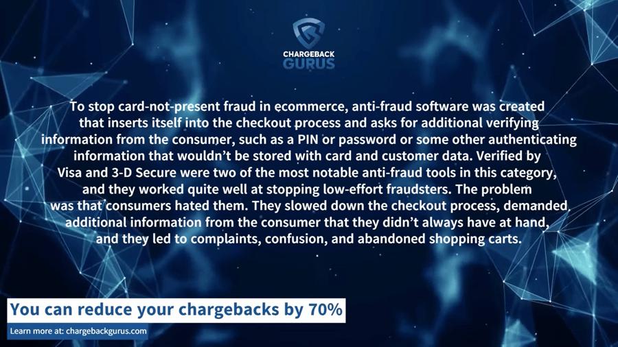 CNP fraud prevention