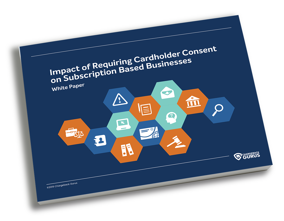 LP-Image-Impact of Requiring Cardholder Consent-White Paper