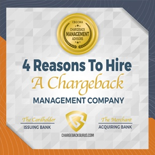 4 Reasons to Hire a Chargeback Management Company