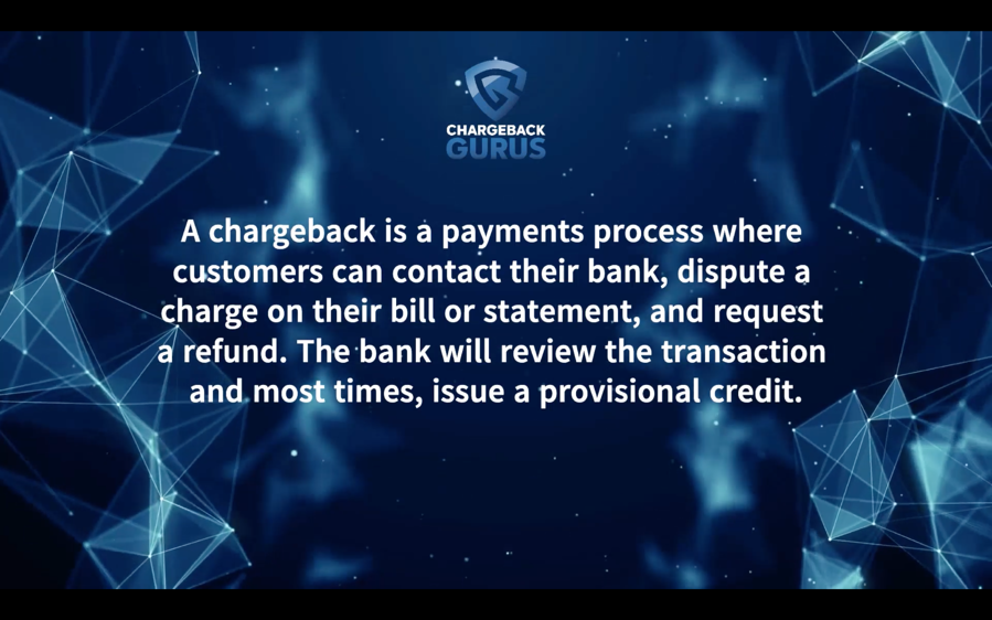 Chargeback Definition