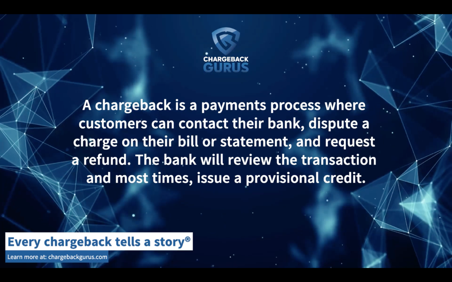 Chargeback Process Explanation