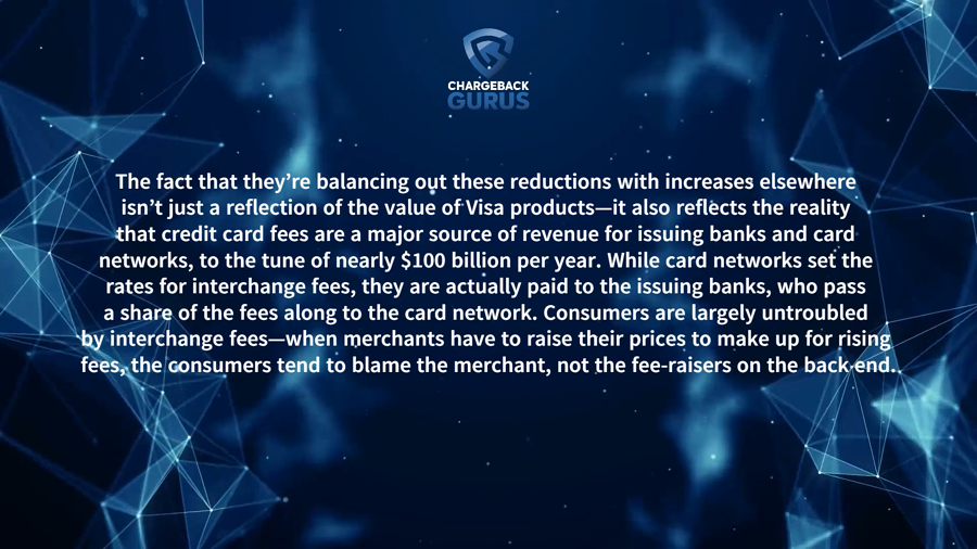 Interchange fees and customer acquisition