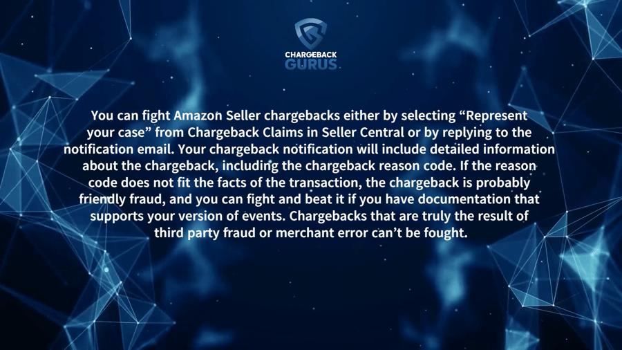 Amazon chargebacks and friendly fraud