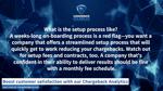 Setup Chargeback Services