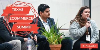 Texas Ecommerce Summit Event Logo
