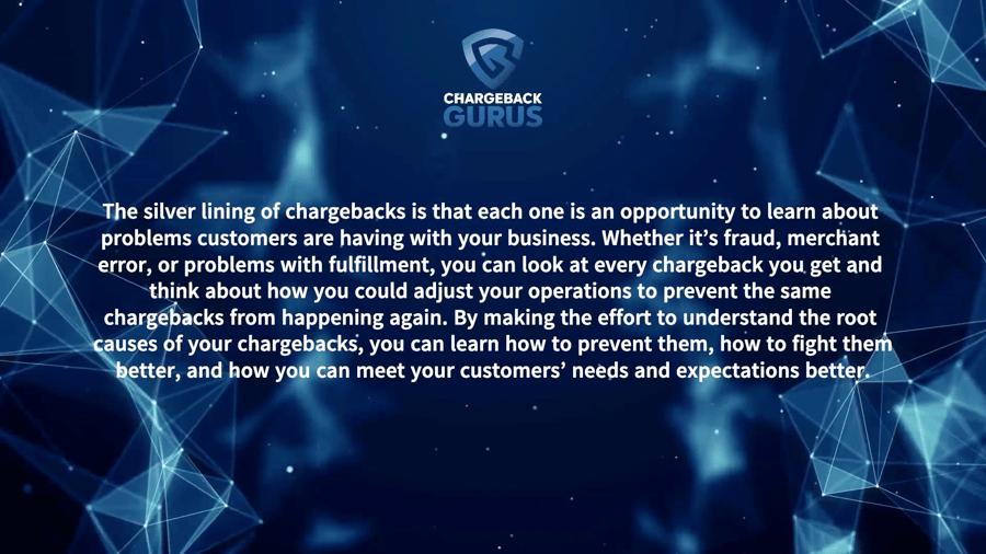 chargeback analysis