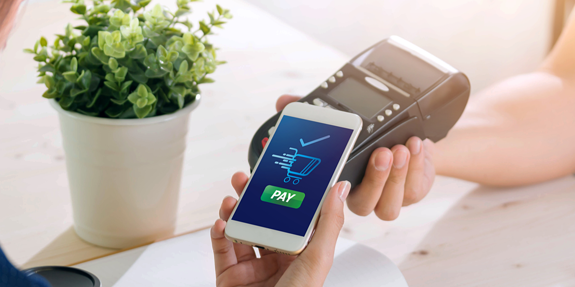 Contactless mobile payment