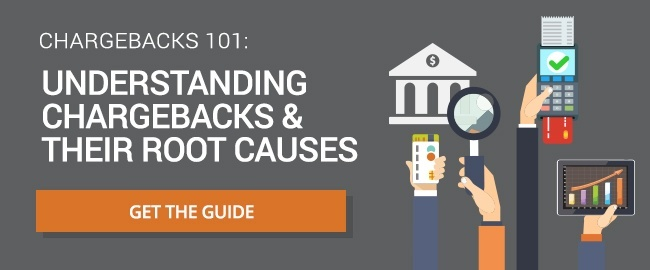 Get the guide, Chargebacks 101: Understanding Chargebacks & Their Root Causes