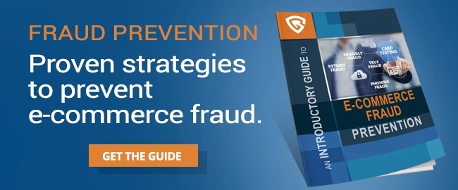 Download your copy of An Introductory Guide to E-Commerce Fraud Prevention