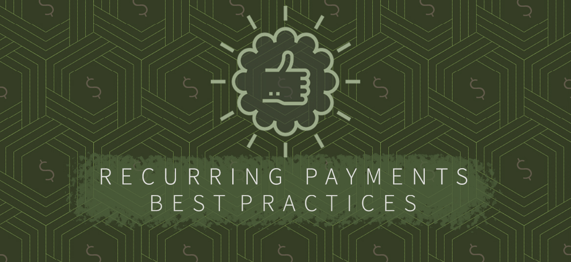 Recurring Payments Best Practices
