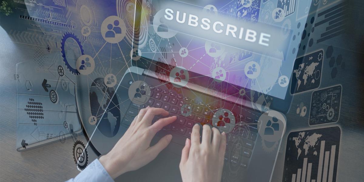 digital providers subscription