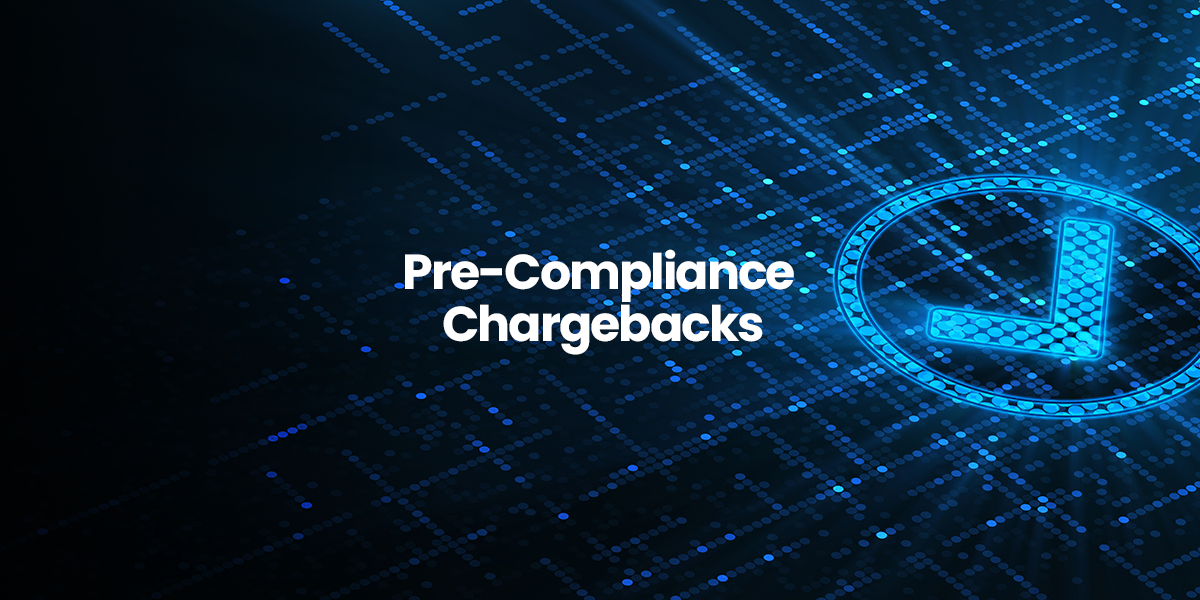 Pre-Compliance Chargeback