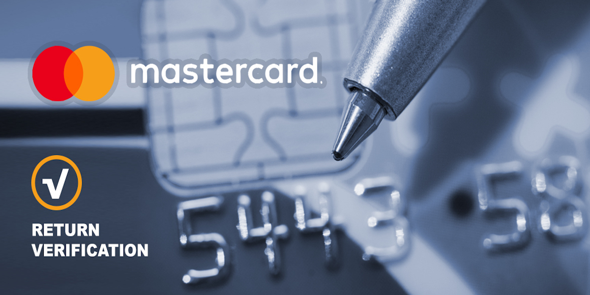mastercard return authorization mandate