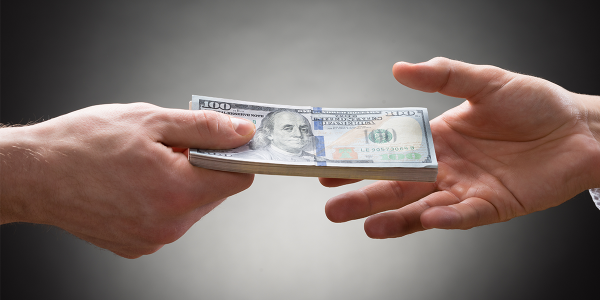 cash back transactions